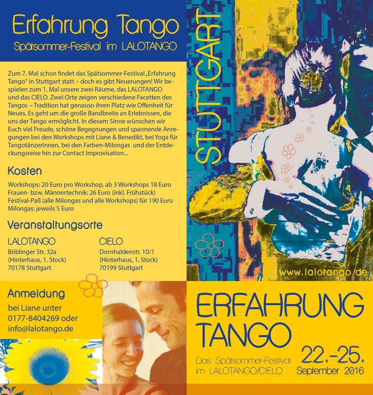 Erfahrung Tango1