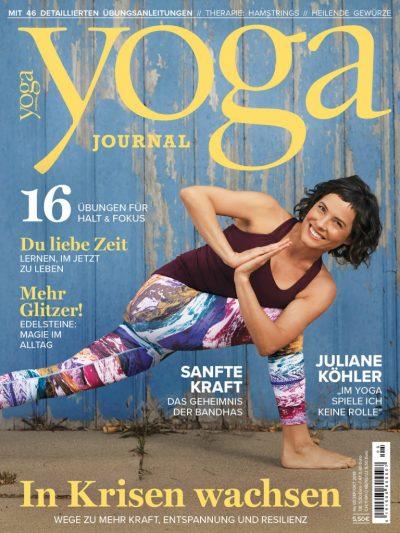 Krisenhelfer Im Neuen Yoga Journal Dasgesundmagazin